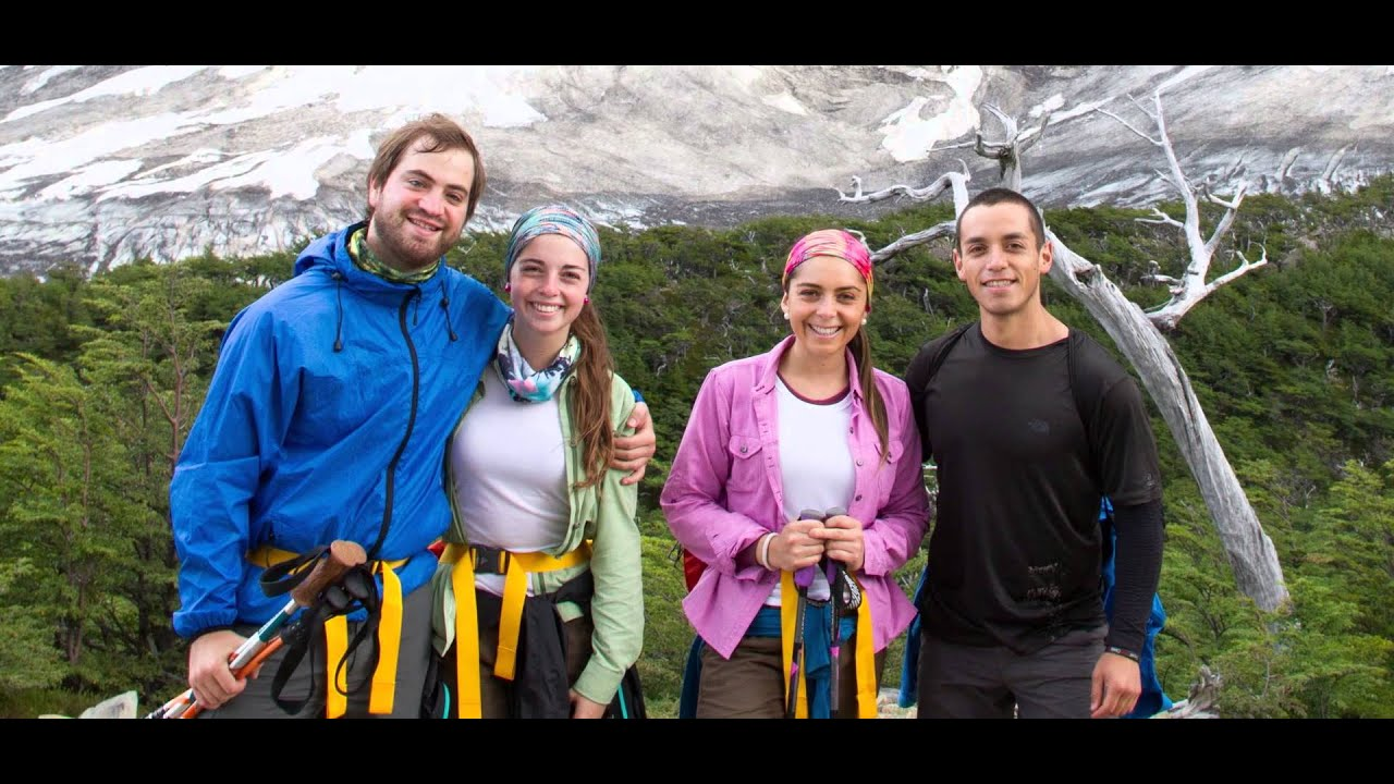 Circuito W Torres Del Paine Camping : Torres del paine circuito w youtube