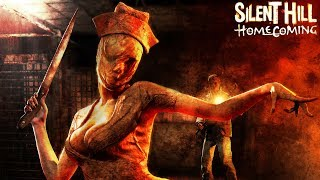 SILENT HILL HOMECOMING - Full Game Hard Walkthrough Longplay Gameplay No Commentary