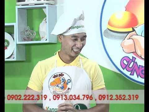 Vào bếp cùng Phái mạnh - Nghệ sỹ hài Quang tèo