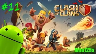 Clash of Clans - Giocare su Android #11 Lega cristallo w/FaceCam