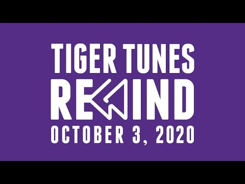 Tiger Tunes REWIND 2020 – Ouachita Baptist University