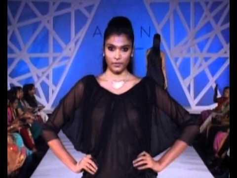 Avon India Fashion Show.flv