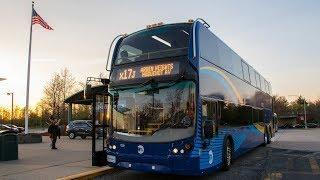MTA New York City Bus 2017 Alexander Dennis Enviro500 SuperLo Demonstration Bus 0022