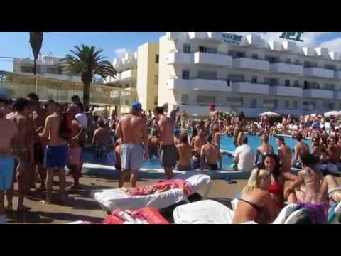 Bora Bora Ibiza and Jet Pool Party July 30 2014