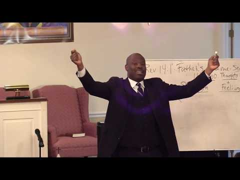 State Line SDA #Dr. O - The Character Of The 144,000 & Preparation For The Time Of Trouble Rev 14:1