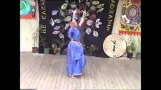 Rum jhum Rum jhum nupur baaje_dance by Riza Chowdhury