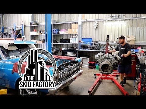 THE SKID FACTORY - V8 Turbo Ford Fairlane [EP1]