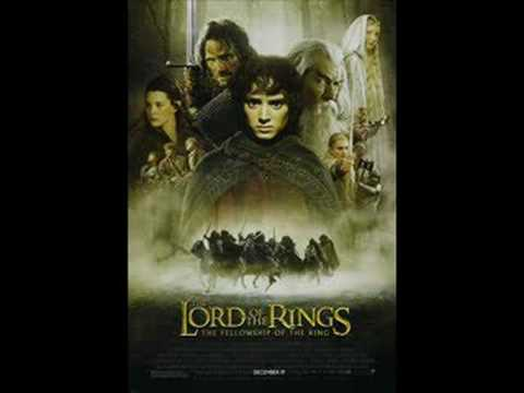 The Fellowship of the Ring Soundtrack-07-A Knife in the Dark