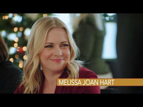 Christmas Movie Starring Westport's Melissa Joan Hart, Airs On Hallmark