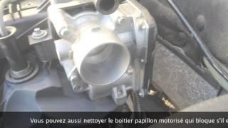 Renault Clio 2 16s BB2U D4F 728 remplacement Bobine ignition coil