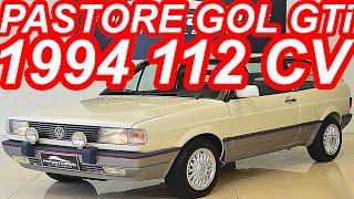 Pastore Volkswagen Gol GTi 1994 aro 14 FWD MT5 2.0 112 cv 17,5 mkgf 181 kmh 0-100 kmh...