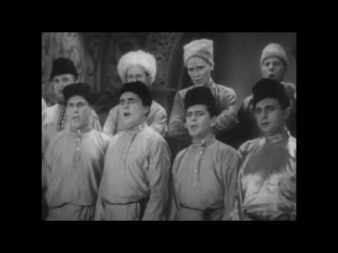 George Jessel and His Russian Art Choir 1931
