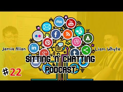 Sitting 'n' Chatting Podcast #22 Social Media Entrepreneurs