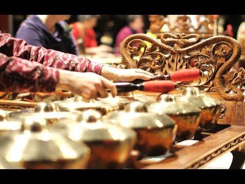 BENDRONG - Javanese GAMELAN Music Jawa - Yayasan Roro Jonggrang [HD]