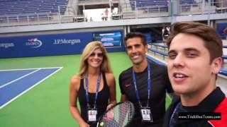 AMAZING Tennis Trick Shots 5 Trick Shot Tennis