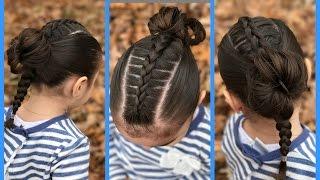 Peinados de niña cabello corto