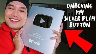 UNBOXING MY SILVER PLAY BUTTON   CHICO AMADEO
