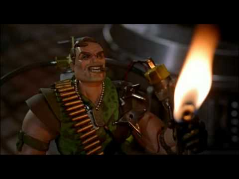 Small Soldiers Trailer