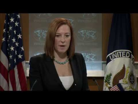 Jen Psaki: North Korea not behind terrorism