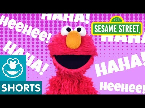 Sesame Street: Elmo Laughing Compilation | Try Not to Laugh