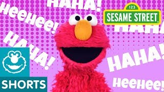 Sesame Street: Try Not to Laugh | Elmo Laughs Compilation