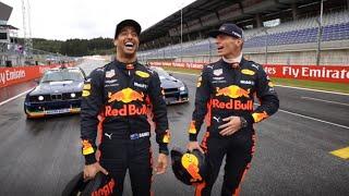 Max Verstappen & Daniel Ricciardo being Best Friends (part 2)