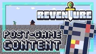REVENTURE Post-Game Content (102% / 110%) walkthrough | Dark Tower, Prototype Endings, & More screenshot 2