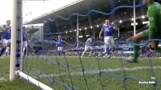Everton Season Review 2012/2013