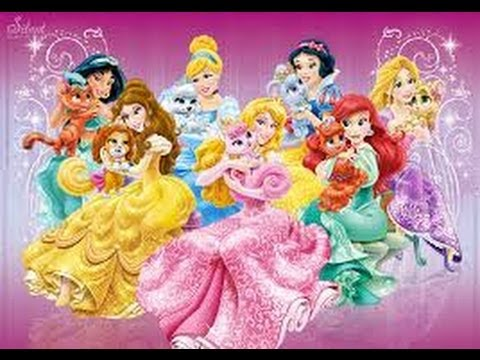 Disney Princess Palace Pets Pony Dress Up Game