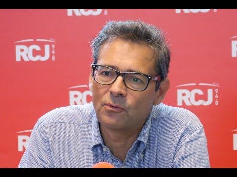 L'invité du 12/13 Laurent Cohen sur RCJ