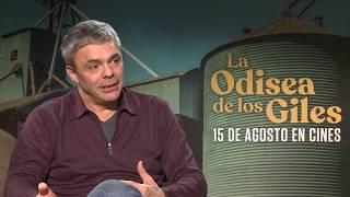 """""""La Odisea de los Giles"""": las diferencias con el libro de Sacheri"""