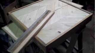 How To Build Cheap Free Coffee Table From Pallets Diy Part 3