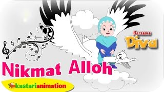 NIKMAT ALLOH  - Lagu Anak Indonesia - HD | Kastari Animation Official