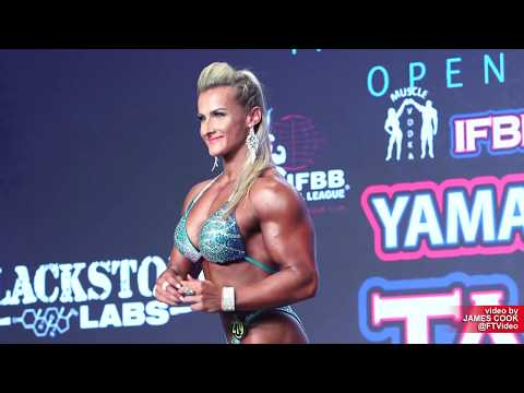 2019 IFBB Tampa Pro WOMENS PHYSIQUE (Prejudging and Evening Show)