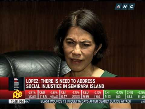 Gina Lopez: No Witch-hunting In Mining Audit