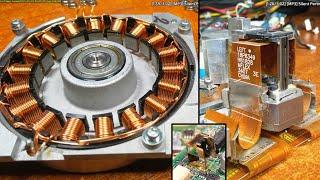 Сборка стримера IBM LTO-3 (№1) [Запись]