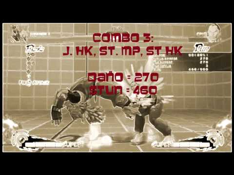 Super Street Fighter IV Arcade Edition para N00bs: Guía básica de Blanka