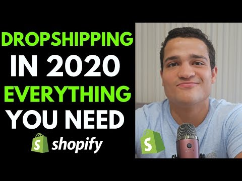 Dropshipping in 2020: Everything You Need to Know (Shopify Dropshipping 2019-2020) thumbnail
