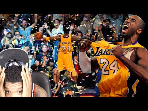 HOW IS HE MAKING THAT!! KOBE BRYANT TOP 10 PLAYS & DUNKS REACTION