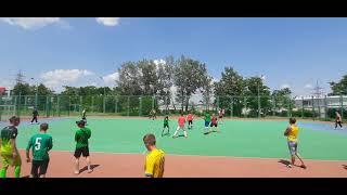 Мини футбол Жувентус vs Пресня 7 тур 2 тайм