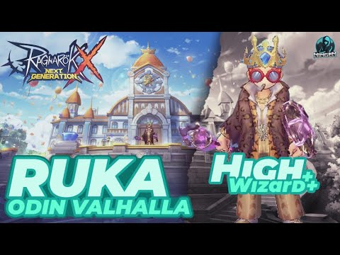 Download ROX ODIN VALHALLA ~ [ R U K A ] ~ KVM x MVP TOURING! SIDE NOTE: TALES OF ARISE ? SHOULD WE TRY?!