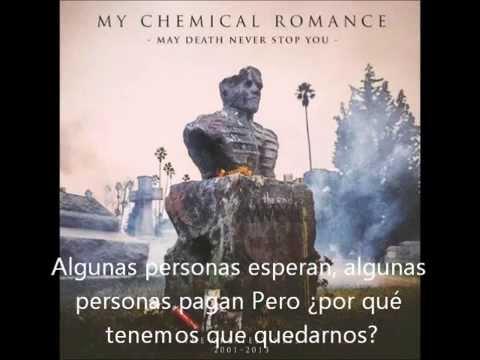 Fake Your Death My Chemical Romance [Subtitulada]