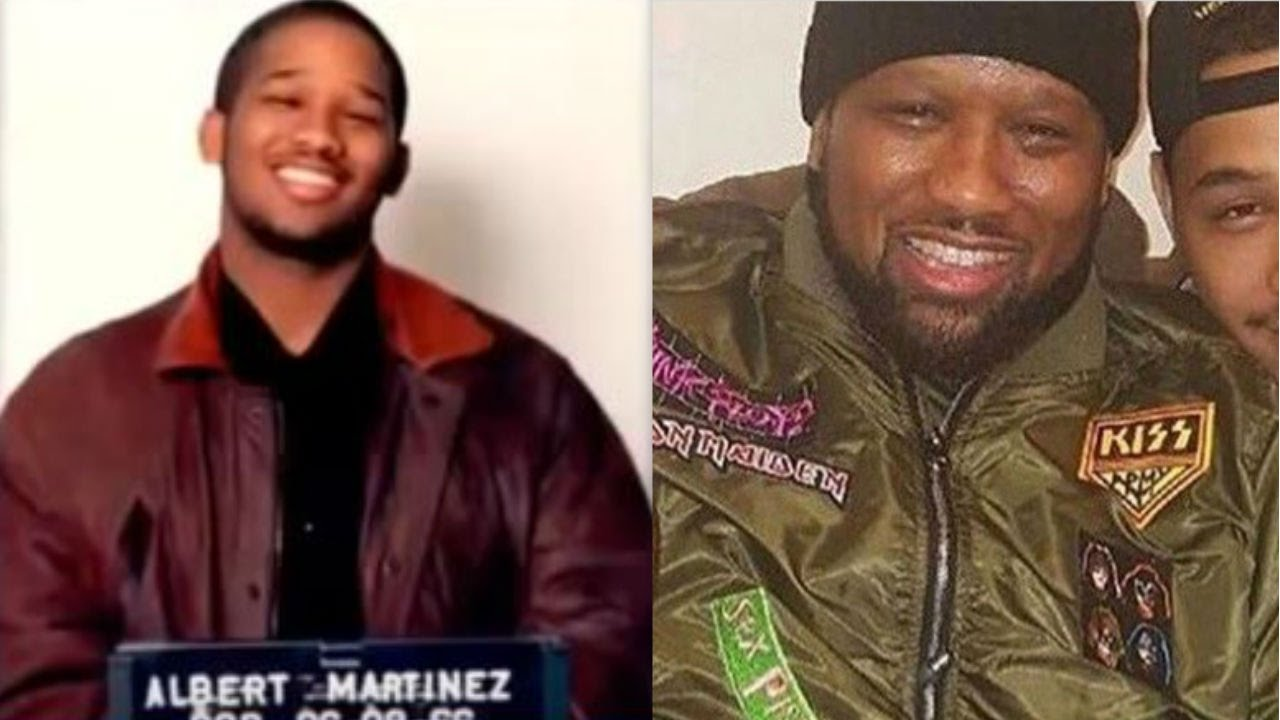 Alpo Home 2017 Talks About Rich Porter Mitch Still The King Of Harlem Youtube