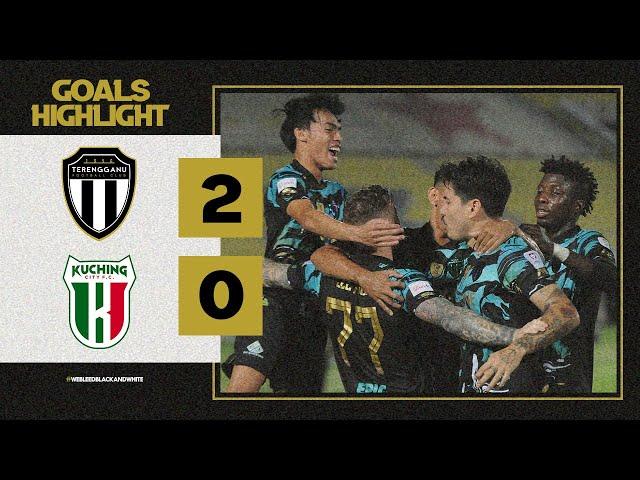 GOALS HIGHLIGHT   TERENGGANU FC vs KUCHING CITY FC #TMPIALAMALAYSIA2021