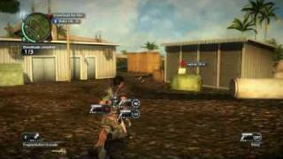 Just Cause 2 gameplay 1080p laptop mission