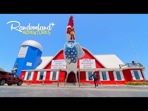 BRANSON! World's Largest Toy Museum, Toilet Paper Roll, Ball Of Twine, Movie Cars, And More!