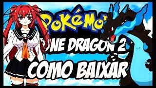 COMO BAIXAR POKEMON STONE DRAGON 2
