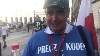 """Zygmunt Poziomka: """"Gronkiewicz-Waltz chciała przekierowywać złość narodowców na PiS!"""""""