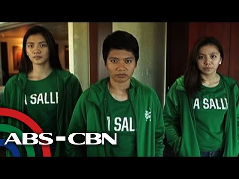 TV Patrol: Wagi ng Lady Spikers, bunga ng determinasyon at respeto sa laro