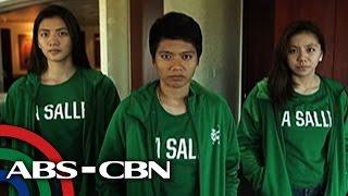 TV Patrol: Wagi ng Lady Spikers, bunga ng determinasyon at respeto sa laro